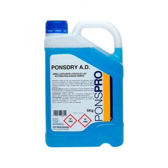 Detergent vase clatire autom. pons 5 litri