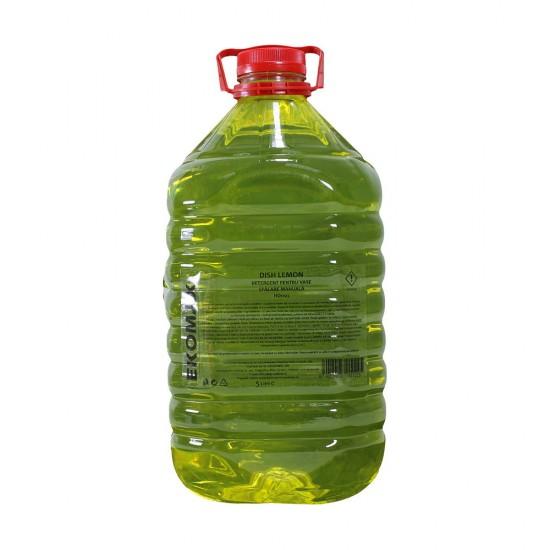 Detergent vase lemon 5 litri pet