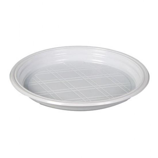 Farfurii rotunde plate