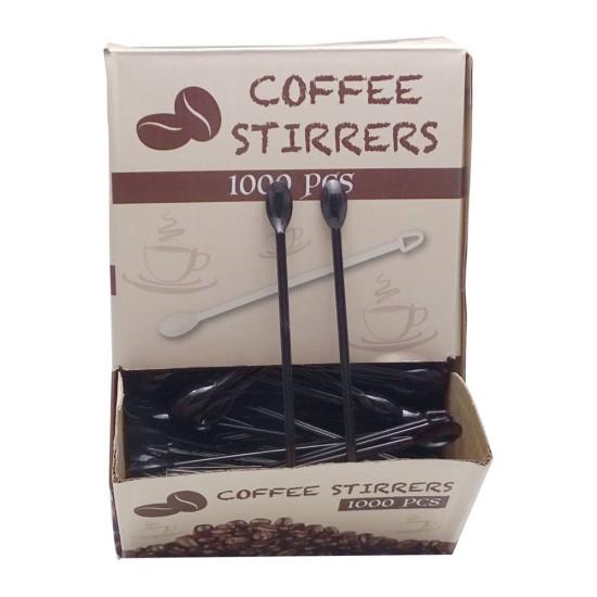 Palete cafea cu lingurita