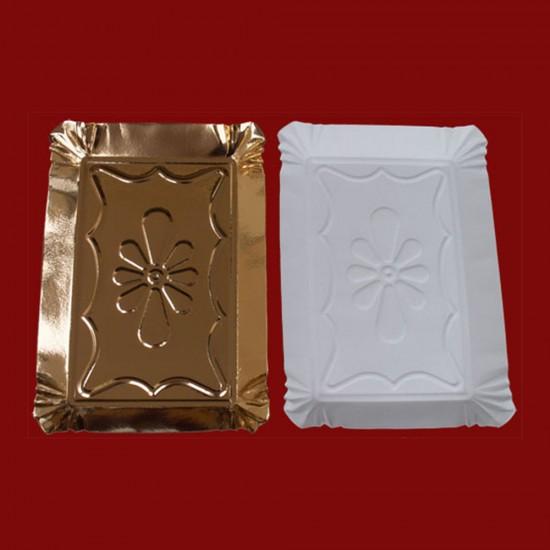 Tavite carton tip 12 aurii 25x35cm